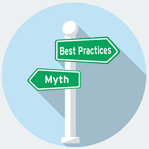 Myth or Best Practices Signposts